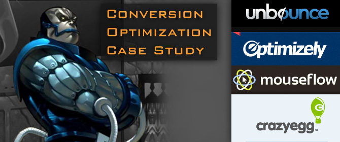 conversion optimization case study