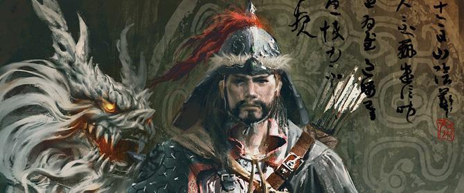 Genghis Khan By Fangwangllin